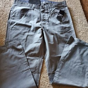 NWT Men's Calvin Klein Pants 32W X 30L grey
